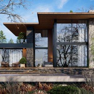 Villa Design Damavand