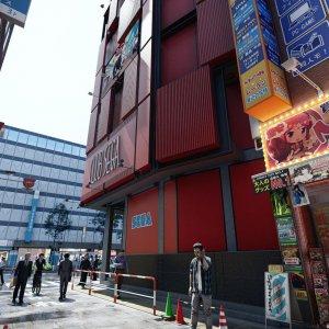 CLUB SEGA - Shinjuku