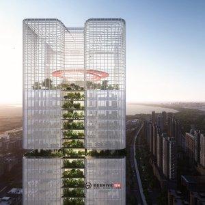 Shenzhen-Hong Kong Innovation Integrated Service Center