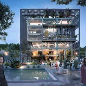 Istanbul Municipal design competition
